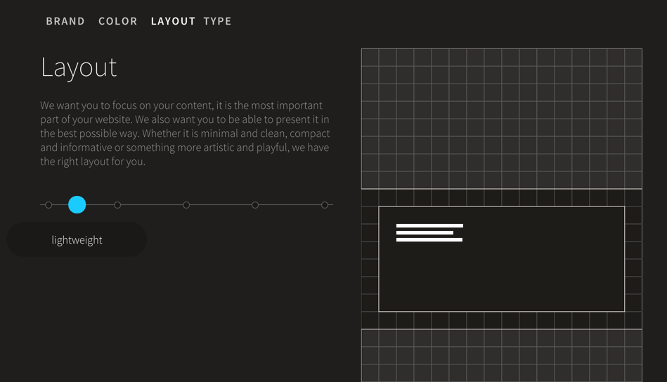 Layout screenshot via Chris Lema