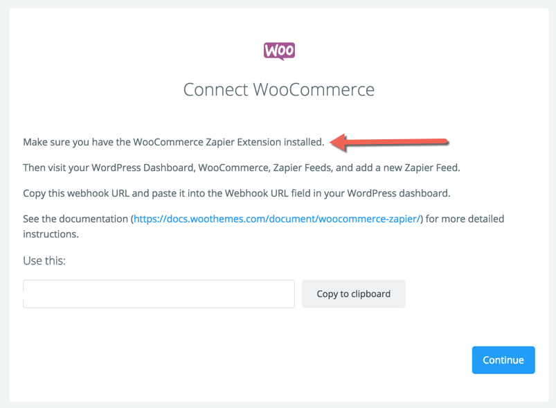 StepOne-ZapierWooCommerce