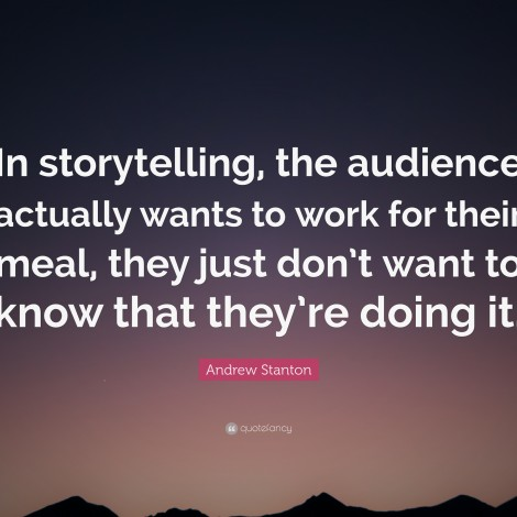 Three storytelling skills for business that you need
