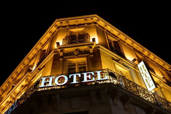 hotel pricing gives us a way to think about things