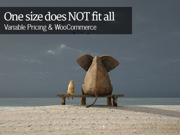 WooCommerce Variable Pricing: One Size Doesn't Fit All